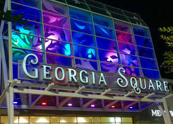 GEORGIA SQUARE MALL:
