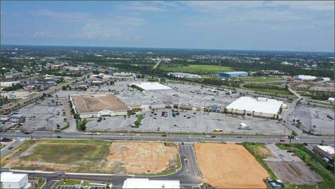 PANAMA CITY MALL MIXED-USE REDEVELOPMENT
