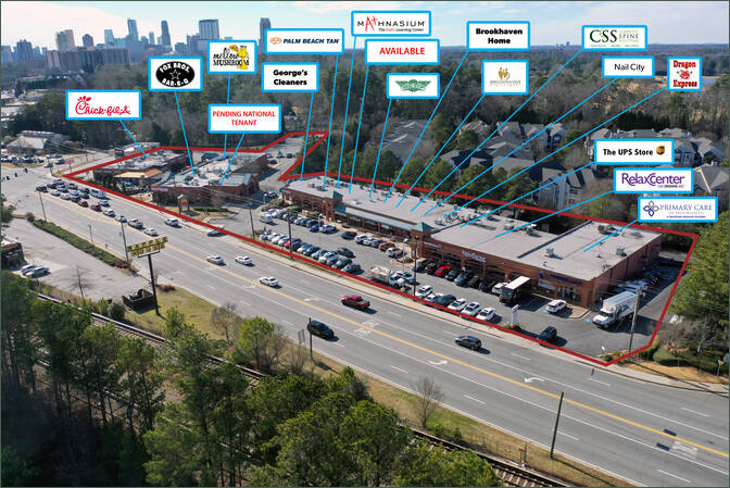 BROOKHAVEN STATION